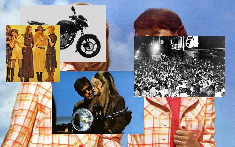 Девушки байкеров, Женственность, Мотоциклы. Изображение № 8.