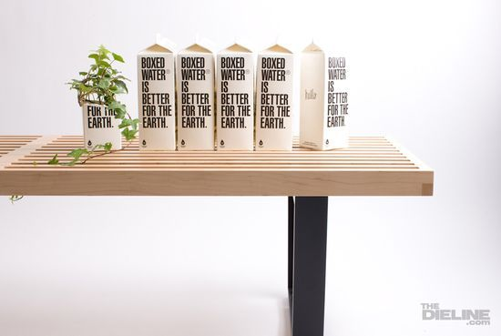 Boxed Water isBetter!. Изображение № 2.