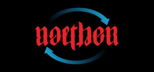 Дизайнер создал более 50 логотипов известных учёных. Изображение № 40.