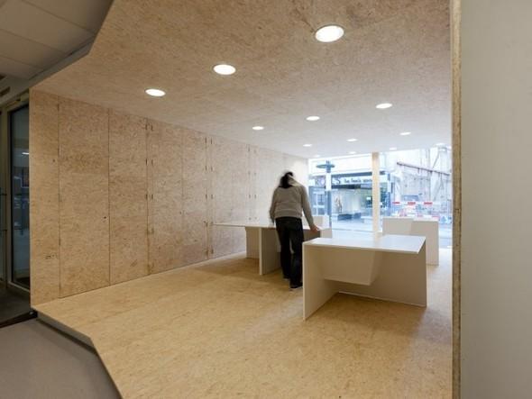 Офис OSBox. Изображение № 4.