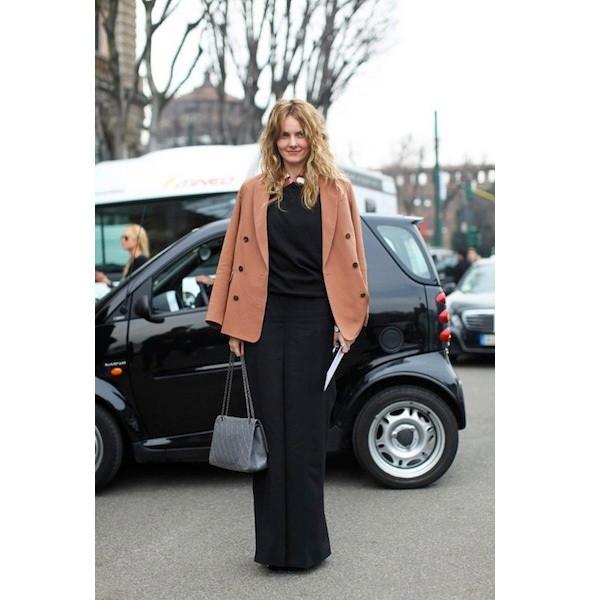 Изображение 145. На полях: 10 тенденций уличного стиля с прошедших недель моды.. Изображение № 145.