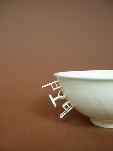 Чудная посуда Monique Goossens. Изображение № 5.