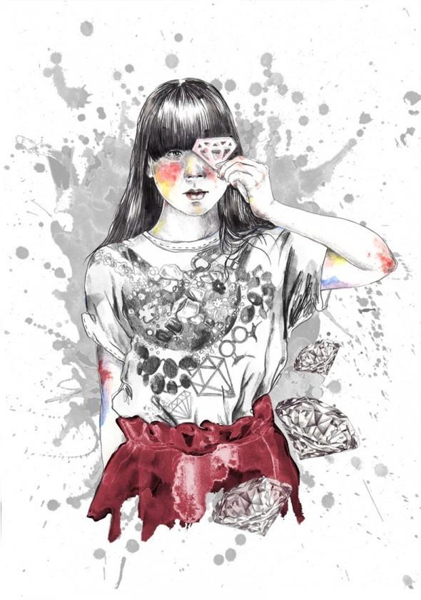 Иллюстратор Esra Roise. Изображение № 17.