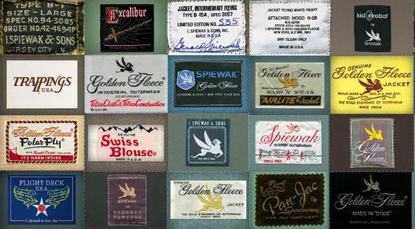 Краткая иллюстрированная история бренда Spiewak. Изображение № 20.