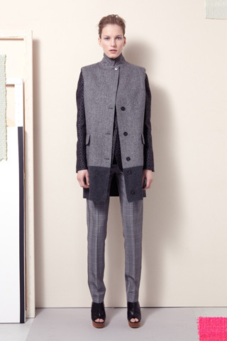 Stella McCartney Pre-Fall 2012. Изображение № 17.