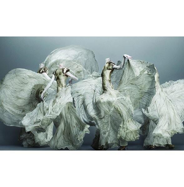 Изображение 14. Savage Beauty: выставка, посвященная Александру Маккуину.. Изображение № 10.