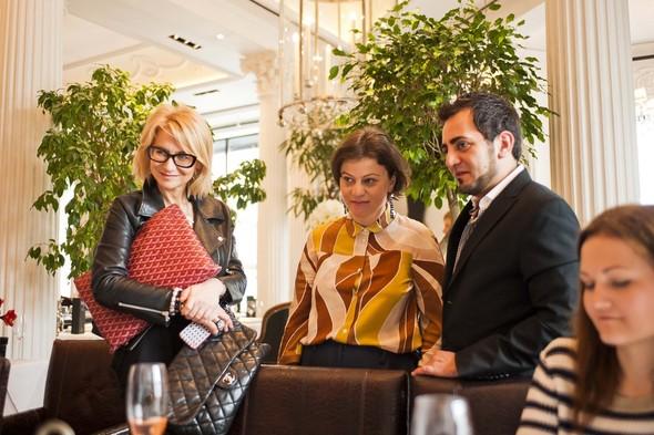Вон Вонни поговорил с друзьями за завтраком о русской моде и Нью-Йорке. Изображение № 8.