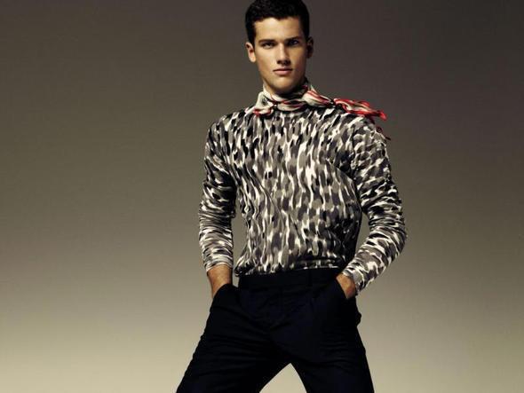 Мужские рекламные кампании: Zara, H&M, Bally и другие. Изображение № 41.