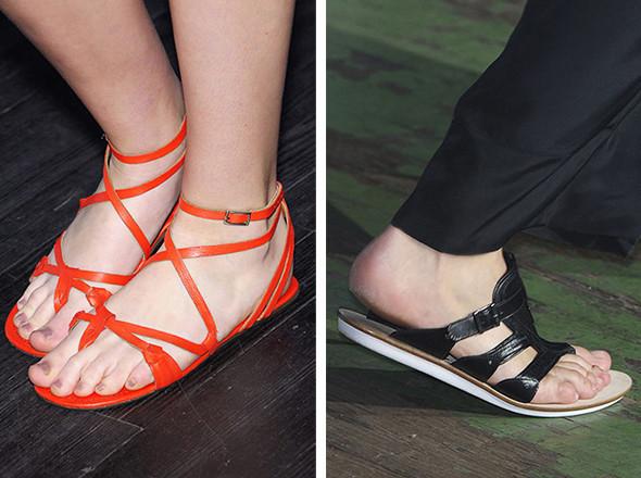 Walking in my shoes: 10 тенденций обуви весны-лета 2011. Изображение № 64.