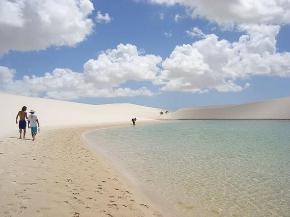 Белые пески Lencois Maranhenses. Изображение № 16.