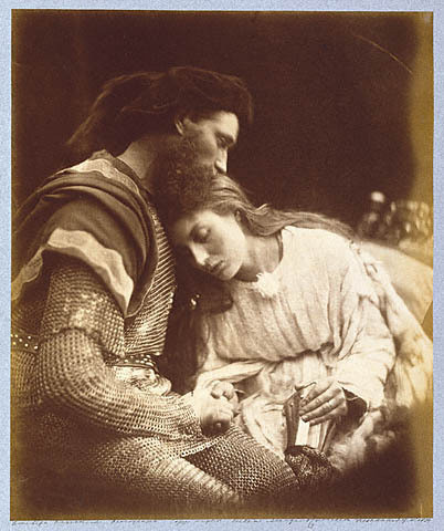 История фотографии: Джулия Маргарет Кэмерон. Изображение № 15.