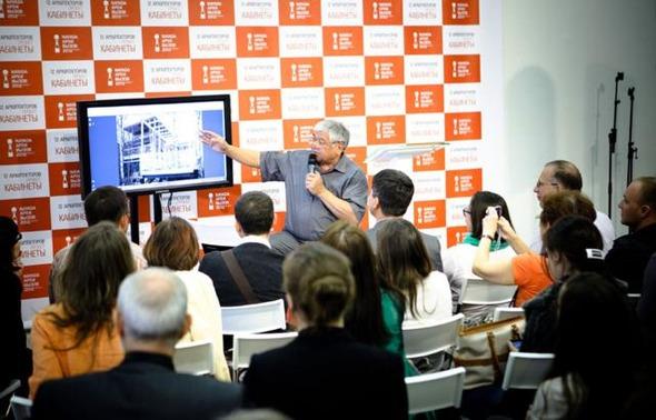 Проект «12 Архитекторов» покорил АРХ Москву. Изображение № 4.