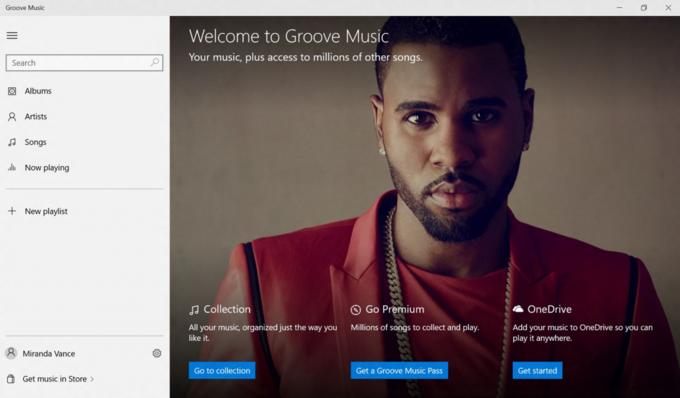 Xbox Music перезапустили под названием Groove. Изображение № 1.