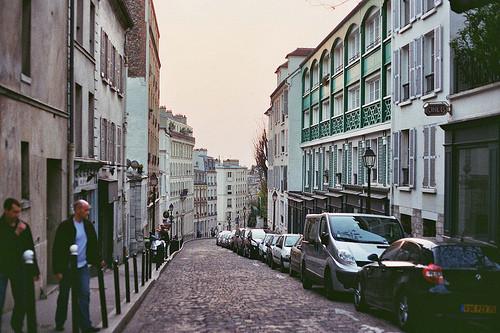 Изображение 3. Париж.. Изображение № 27.