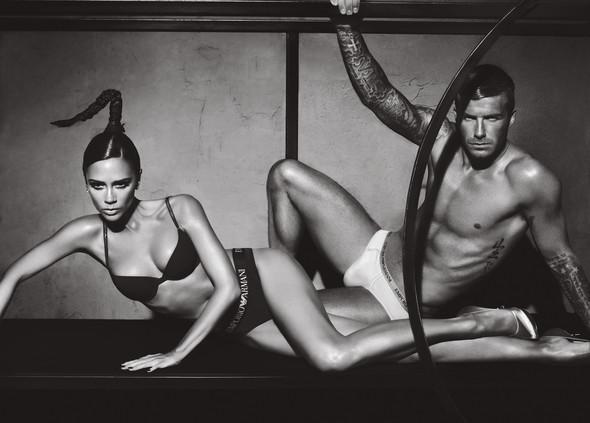 Дэвид Бекхэм создает белье для H&M. Изображение № 1.