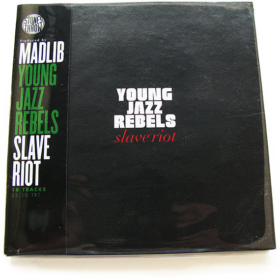 Madlib и Young Jazz Rebels. Изображение № 1.