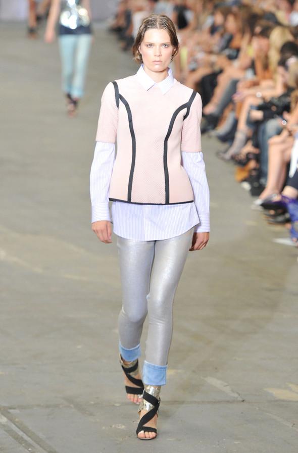 New York Fashion Week Spring 2012: День шестой. Изображение № 44.