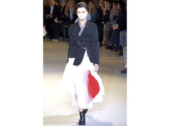 Японский вклад в haute couture. Изображение № 53.