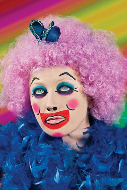 Лицом новой коллекции M.A.C стала фотограф Синди Шерман. Изображение № 2.