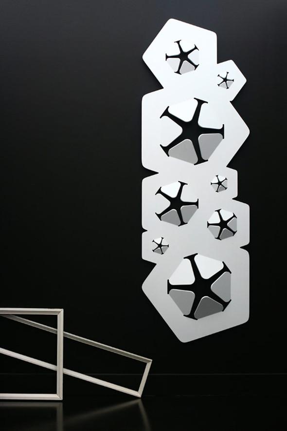 Радиатор Bloom от дизайнера Джованни Томашини. Изображение № 5.