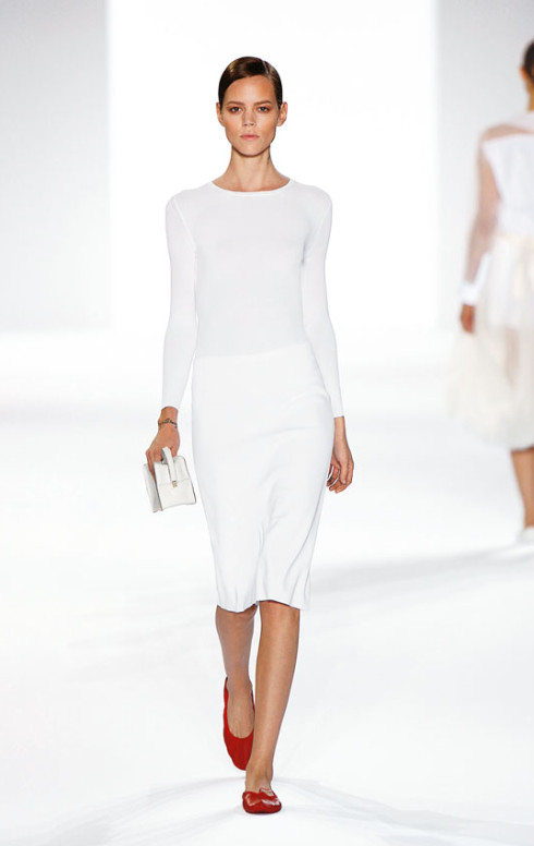 Изображение 46. Chloé. Summer runway 2011.. Изображение № 46.