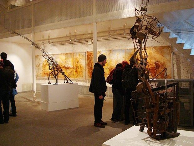 Как Московская биеннале изменила город. Изображение № 2.