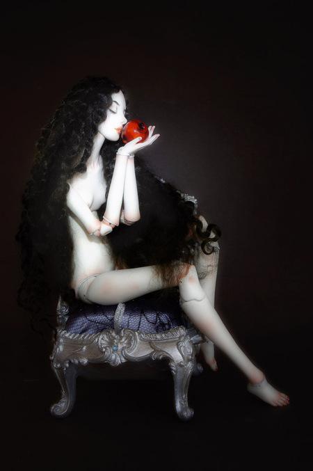 «Живые» куклы Марины Бычковой. Изображение № 27.