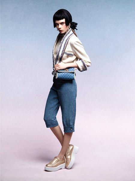 Лукбуки: Chanel, Ksubi и Louis Vuitton. Изображение № 3.