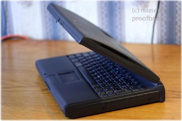 Ретро: Apple Powerbook 3400c200 97года. Изображение № 4.