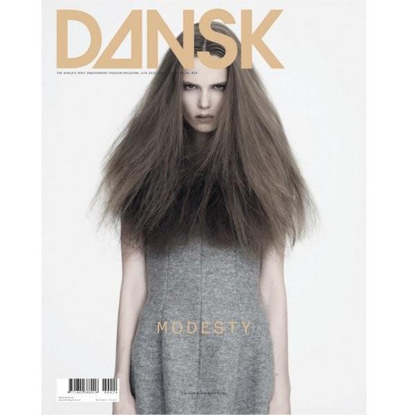 10 новых обложек: Prim, Dansk, W, Velvet и другие. Изображение № 4.