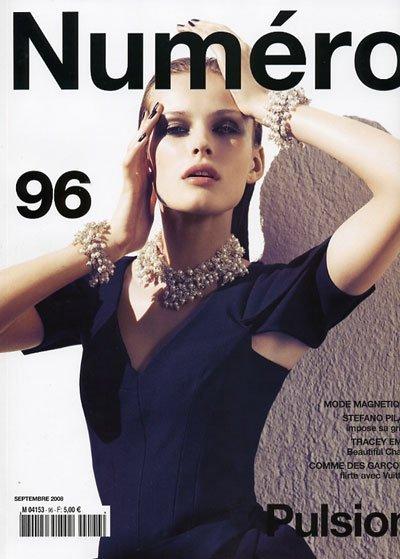 Top50. Девушки. Models. com. Изображение № 26.