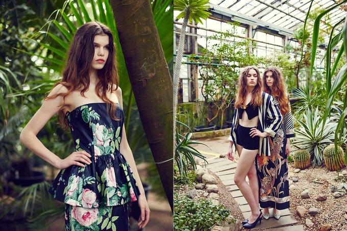 Oldich Dress выпустили весенний лукбук. Изображение № 1.