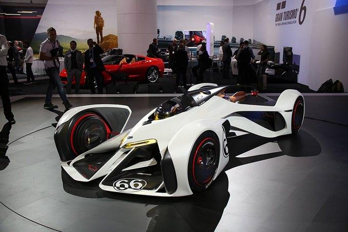 Chevrolet создала суперкар для Gran Turismo. Изображение № 15.