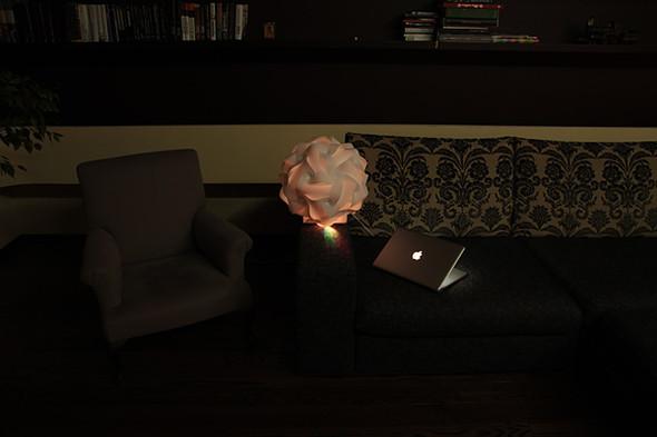 Волшебная лампа. Изображение № 8.