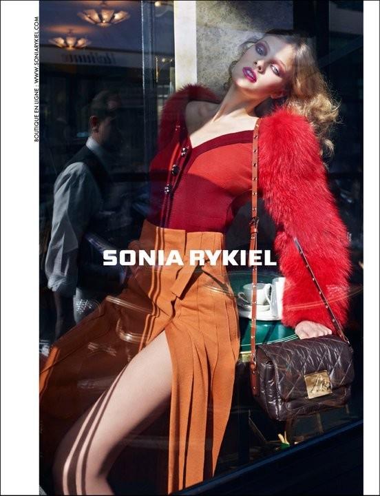 Кампания: Sonia Rykiel FW 2011. Изображение № 1.