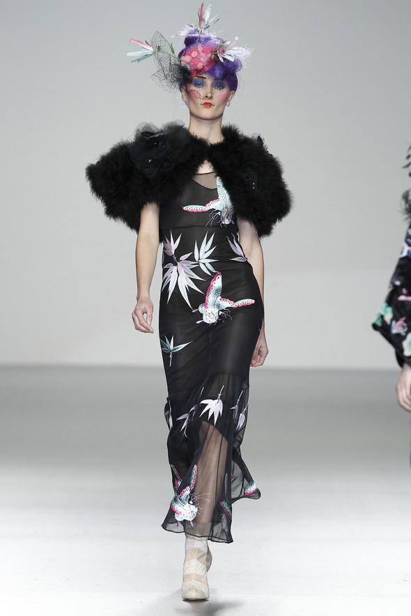 Madrid Fashion Week A/W 2012: Elisa Palomino. Изображение № 28.
