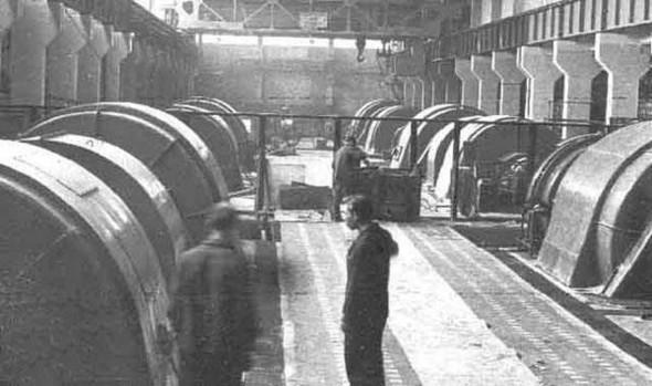 Заброшенный советский большой адронный коллайдер. Изображение № 14.