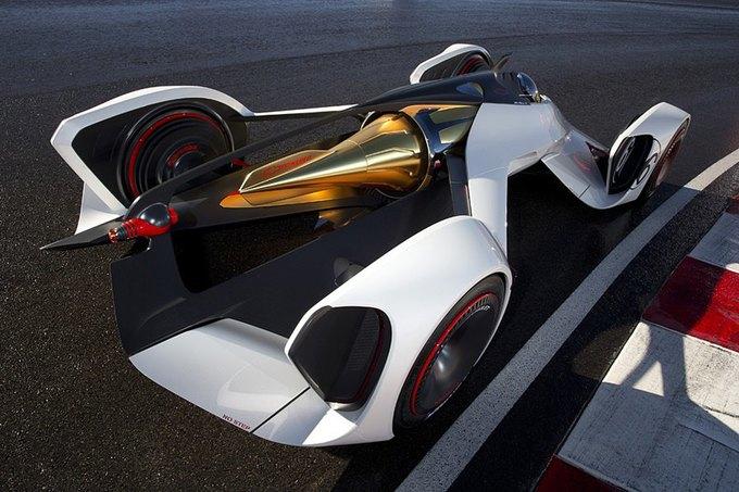 Chevrolet создала суперкар для Gran Turismo. Изображение № 8.