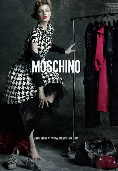Ad Campaigns FW 2009 – 2010 Review. Изображение № 51.