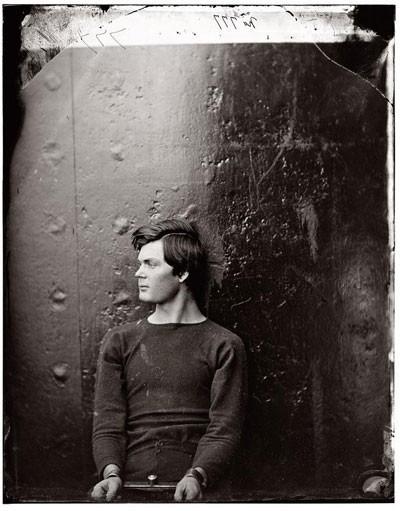 Фотографии американских гангстеров начала 20 века. Изображение № 12.
