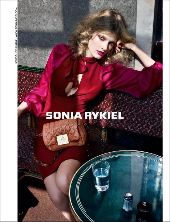 Кампания: Sonia Rykiel FW 2011. Изображение № 3.