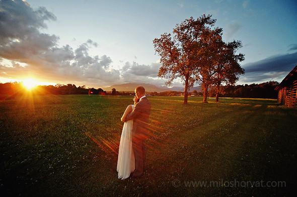 Милош Хорват: свадебная фотография вне времени. Изображение № 2.