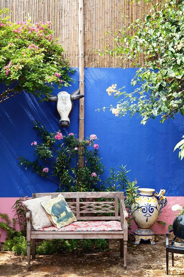 Дом и студия художницы Isabelle Tuchband в Сан Пауло.. Изображение № 16.