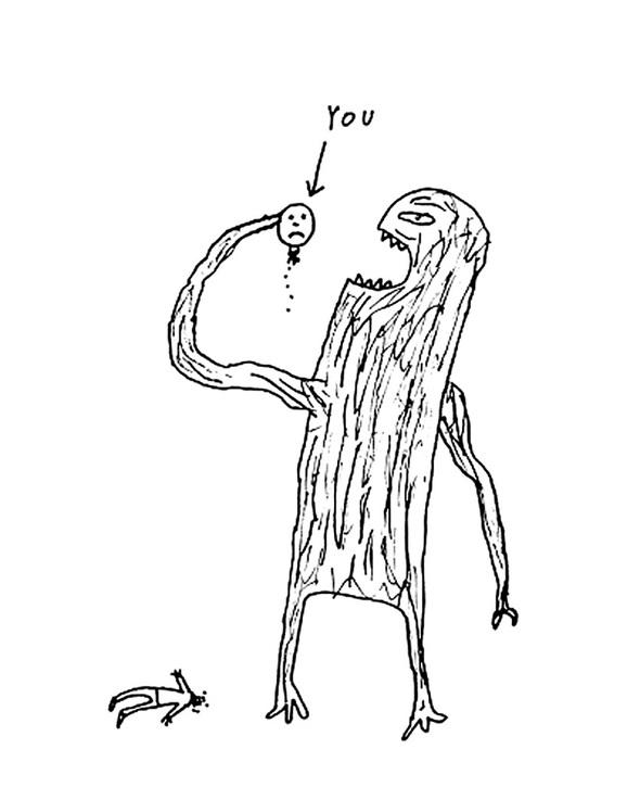 Дэвид Шригли: телефон заменяет мнеЛСД. Изображение № 3.