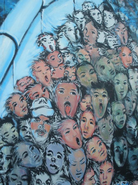 Berliner Mauer. Изображение № 2.