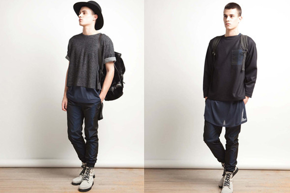 White Tent Fall/Winter 2012 Collection. Изображение № 17.