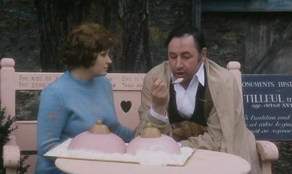 Lagrande bouffe Большая жратва 1973. Изображение № 4.