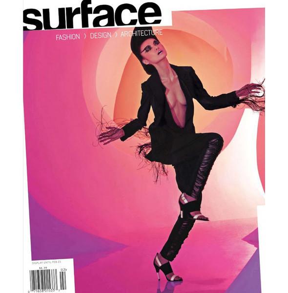 Обложки: Dazed & Confused, Surface, Wallpaper и другие. Изображение № 3.