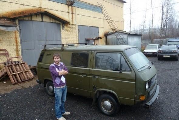 Изображение 4. INTHEVAN-смотри,какой фургон!.. Изображение № 4.