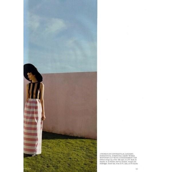 Изображение 47. Съемки: AnOther, POP, Vogue и другие.. Изображение № 46.